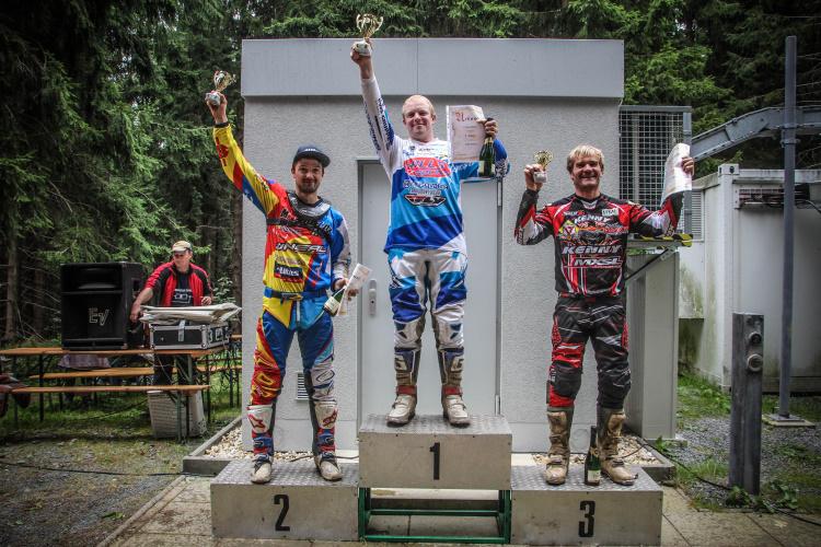 Wird Stephan Hetze von Platz 3 auf Platz 1 klettern 2015 ?
