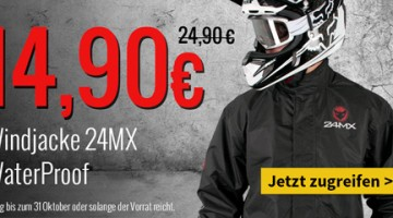 Windjacke 24MX