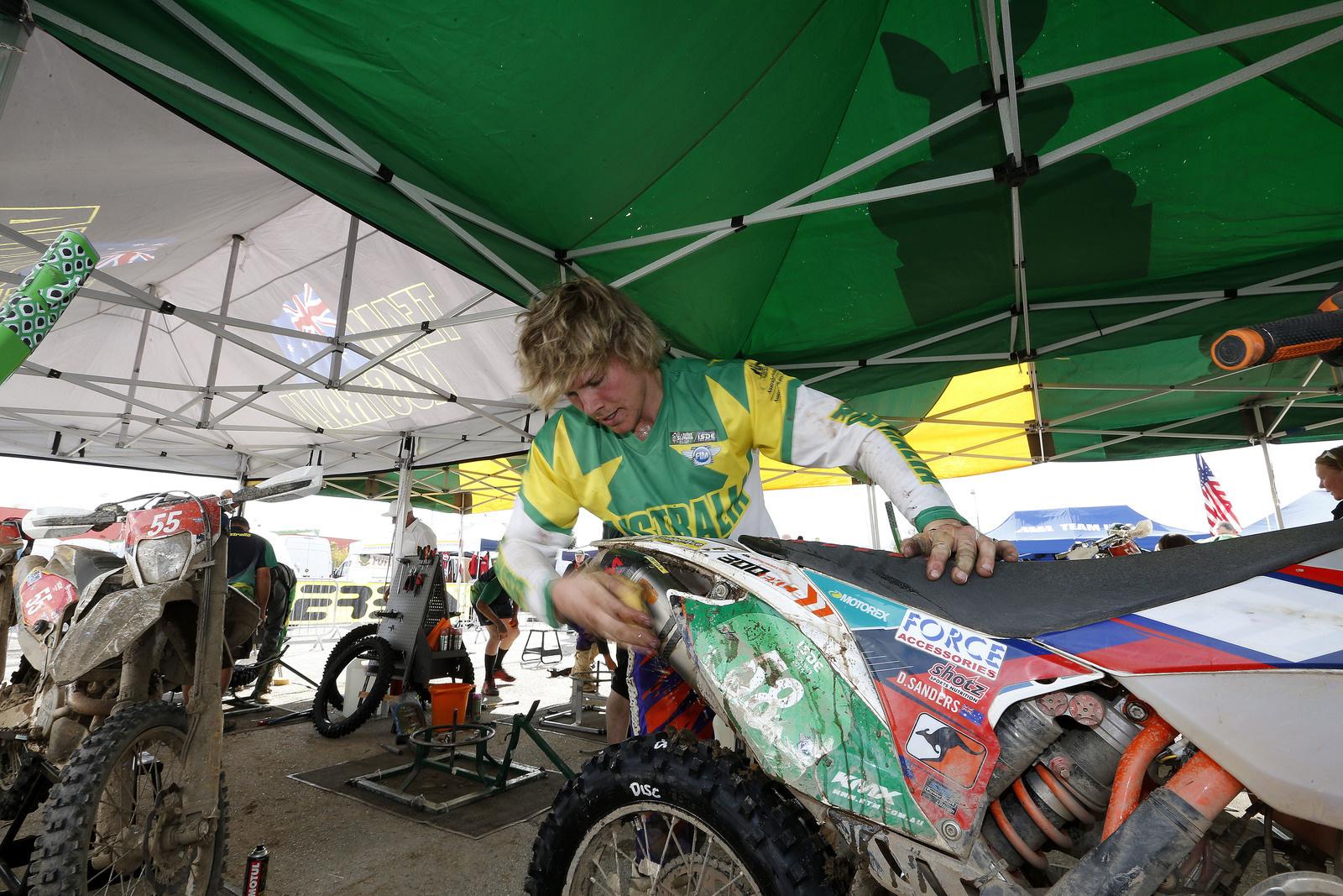 Daniel SANDERS (AUS, KTM)
