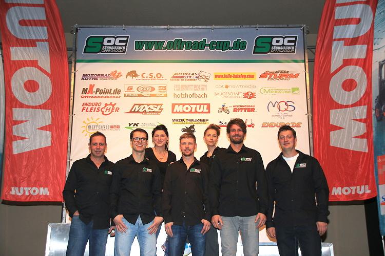Das SOC Team arbeitet bereits wieder an der Saison 2016