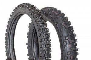 Bridgestone Gritty ED663 & ED668