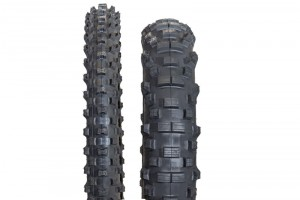 v.l. Michelin Enduro Competition MS & Enduro Competition III