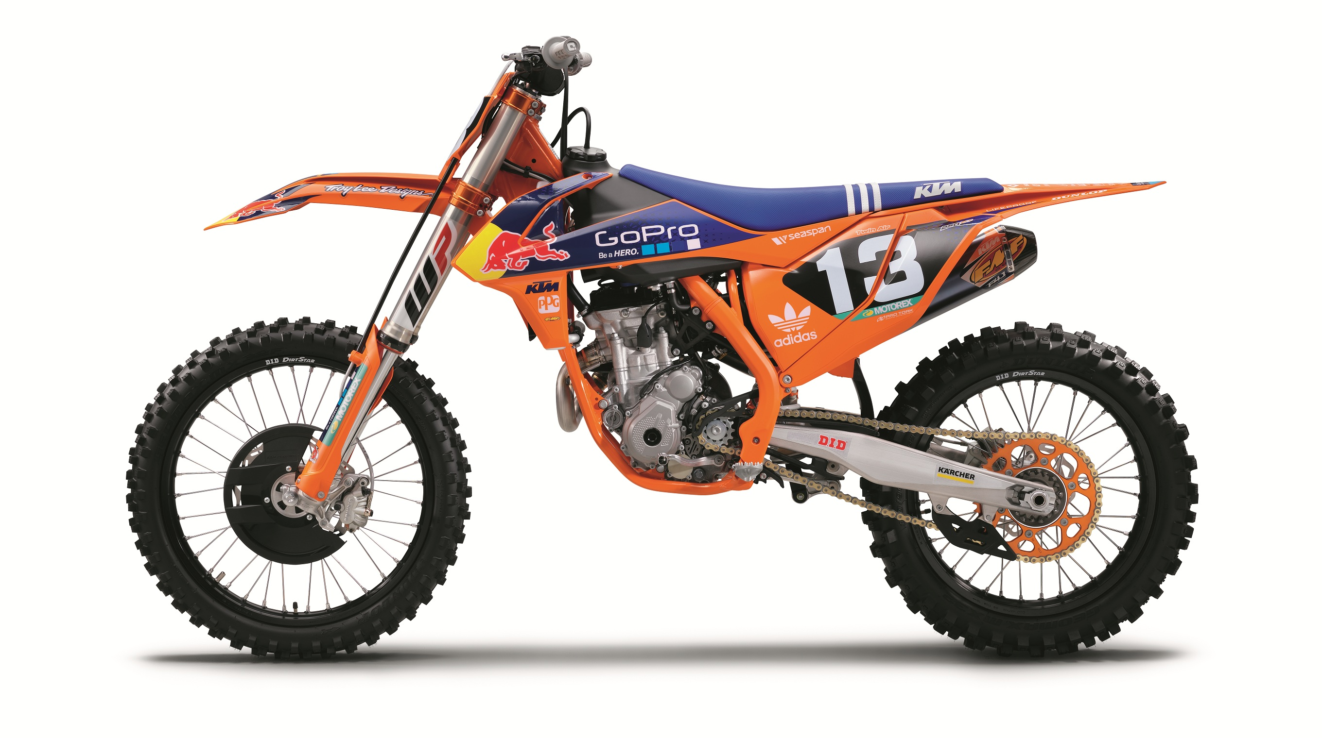 KTM 250 SX-F Factory Edition 2016