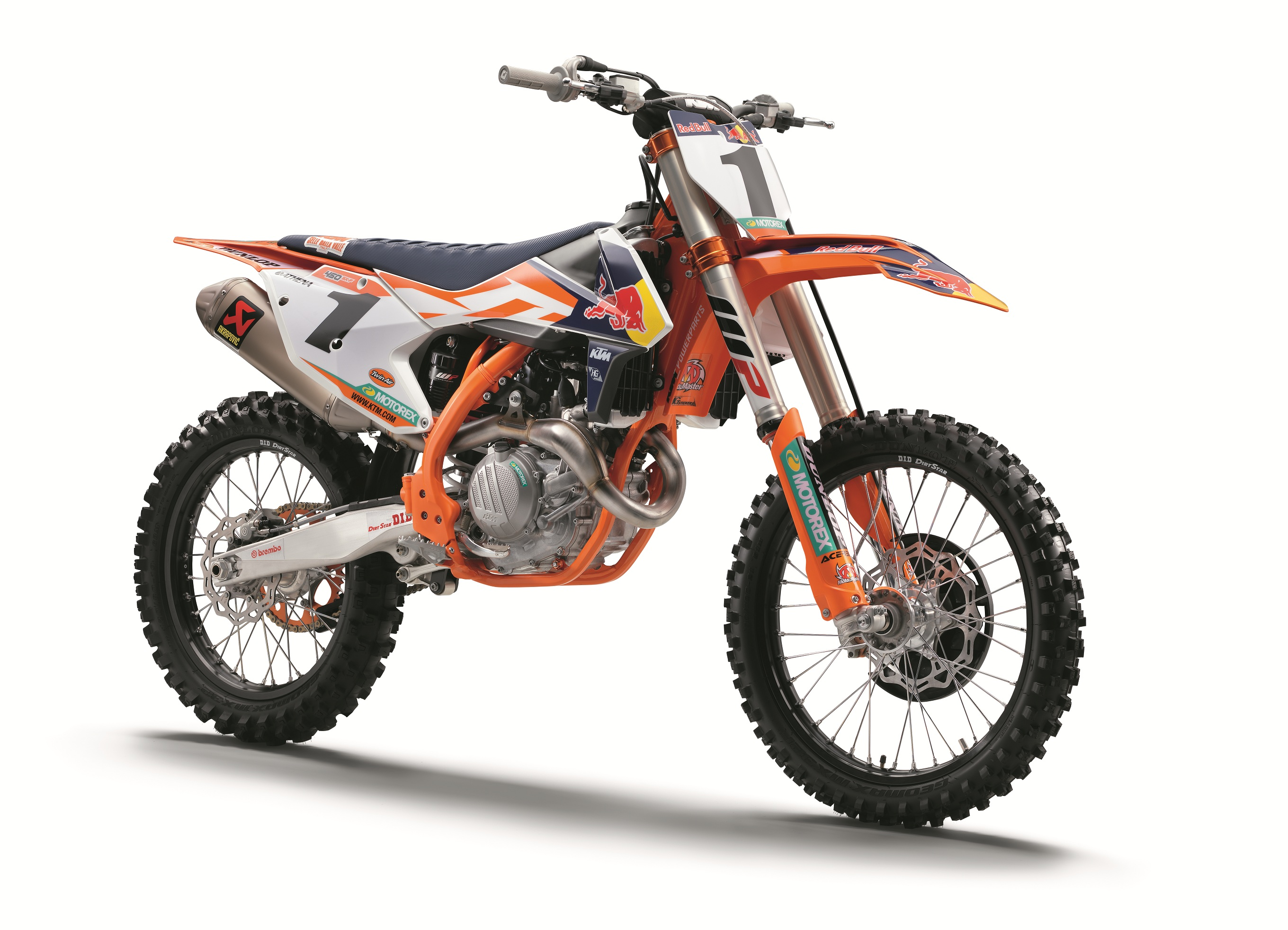 KTM 450 SX-F Factory Edition 2016