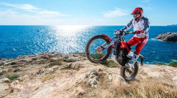 Test Montesa 4RIDE