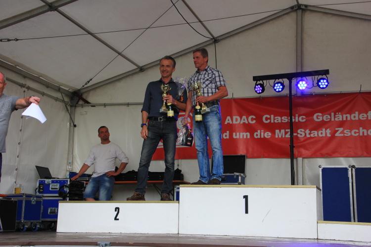 Harald Sturm erneuter Klassensieger