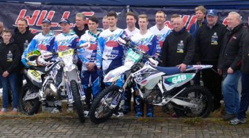 Team Husqvarna Wills