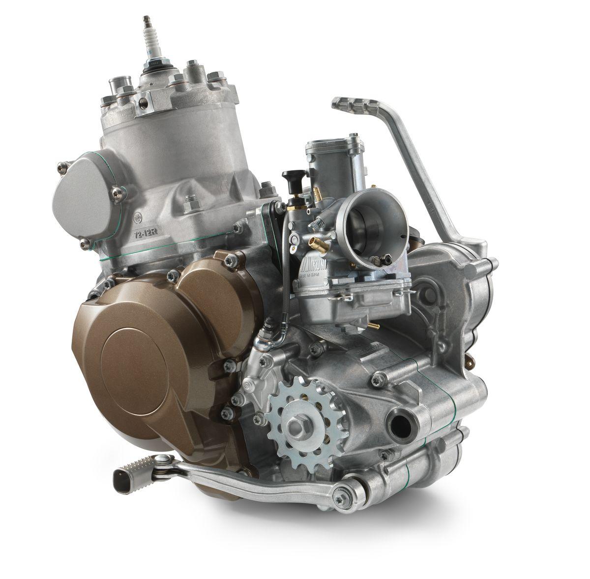 Motor TE 250 / TE 300 Zweitakt