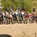 Motocross und Enduro Schule Bert und Dirk von Zitzewitz