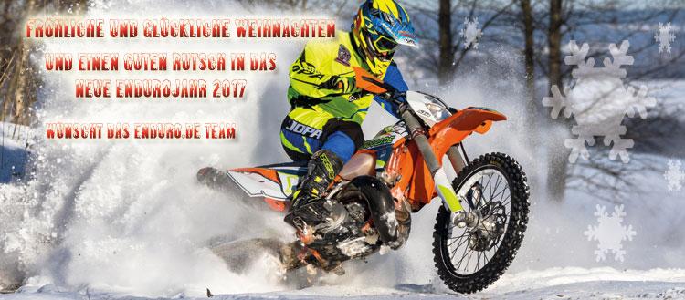 Frohe Weihnachten Motorrad.Frohe Weihnachten Und Einen Guten Rutsch Enduro De Magazin
