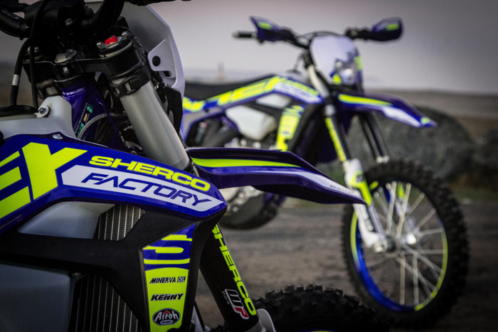 sherco factory enduro 2017