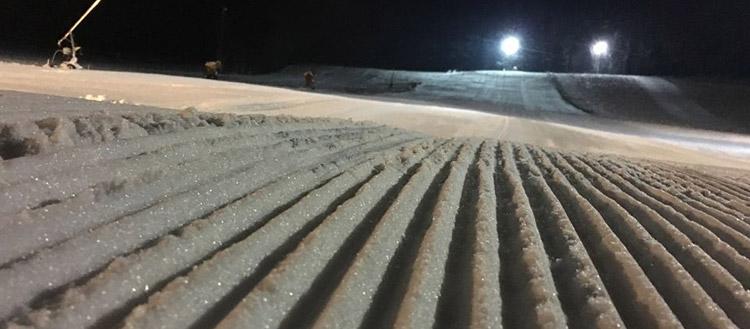 snow hill race