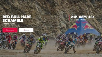 Livestream Red Bull Hare Scramble