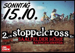 2. Stoppelcross Saalfelder Höhe @ Saalfelder Höhe | Saalfelder Höhe | Thüringen | Deutschland