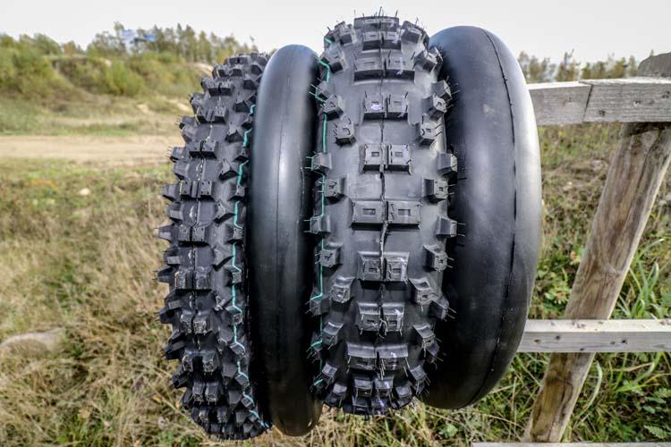 X-Grip Reifen Hinterradreifen Super Enduro 140//80-18 Hard FIM