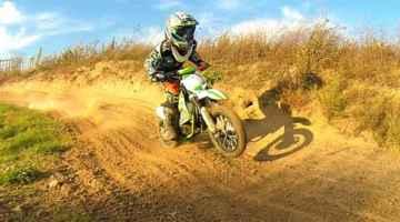 HVR 50.4 - Elektro Racing MX Motorrad
