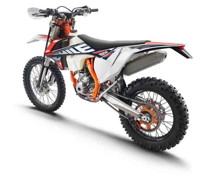 KTM EXC-F SixDays