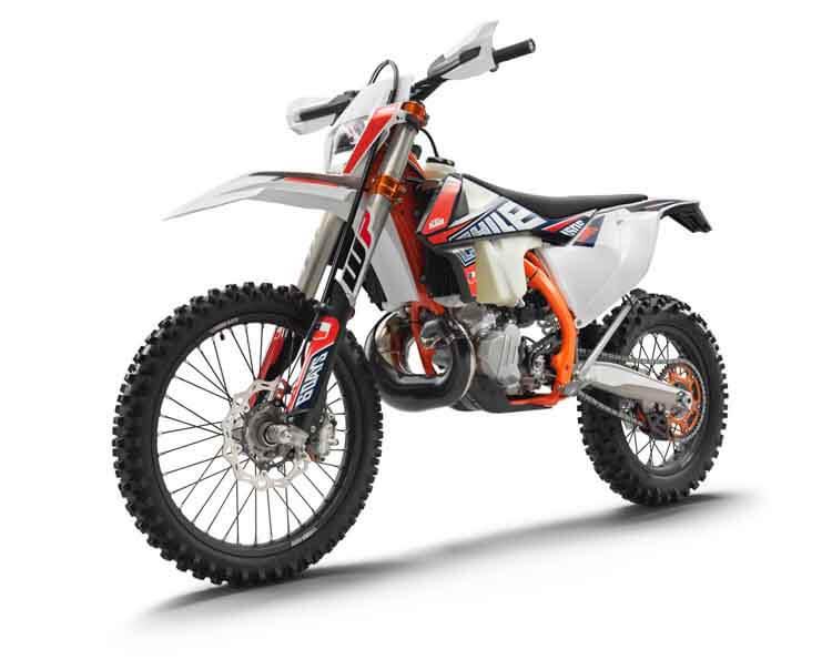 KTM 250 EXC-TPI SixDays