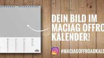 MACIAG OFFROAD KALENDER