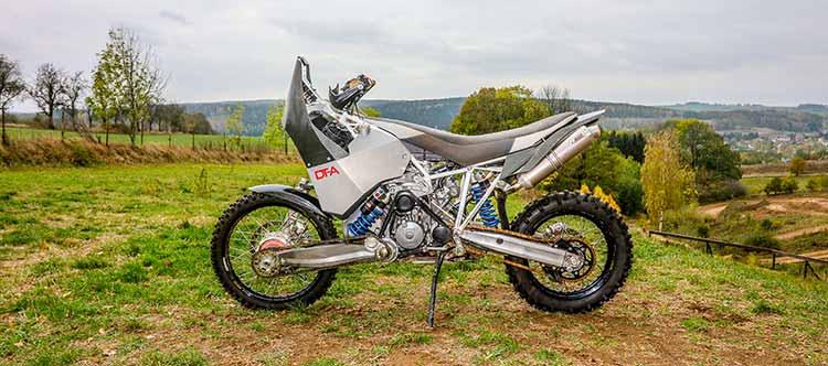 DT-A Allradmotorrad
