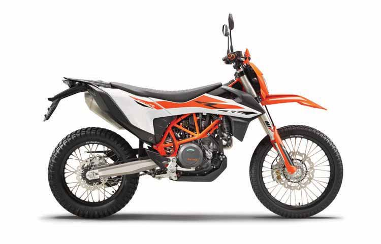 KTM 690 ENDURO R