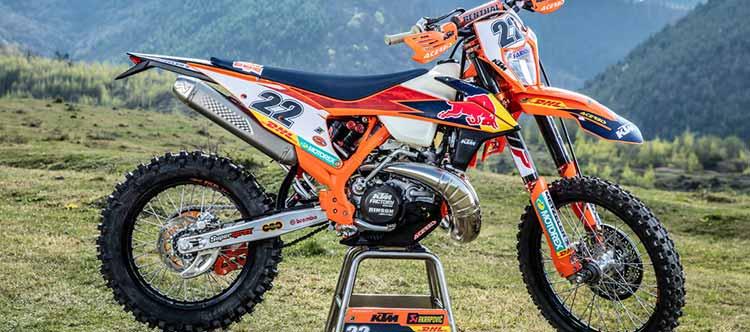 KTM Enduro 2020