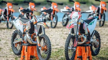 KTM EXC 2020 Preise