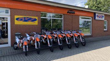 KTM Modelle 2020