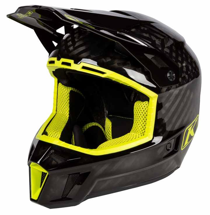 F3 Carbon Helm