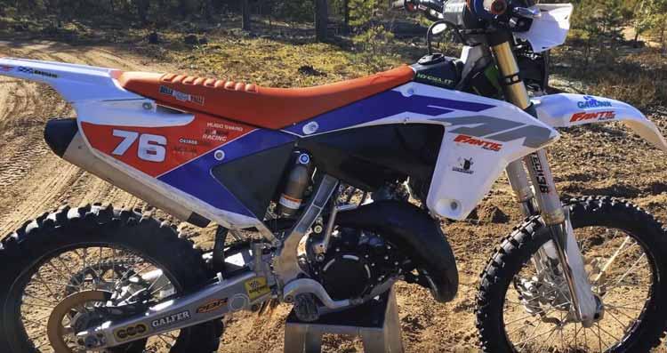 FANTIC XE 125