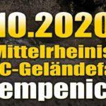 Geländefahrt Kempenich
