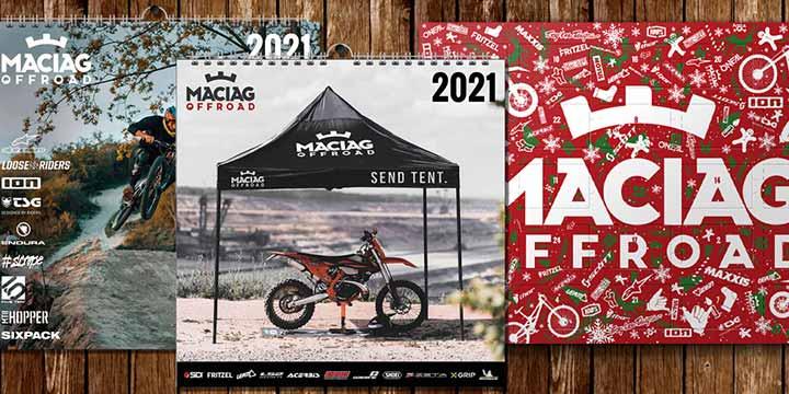 Maciag Offroad Wandkalender