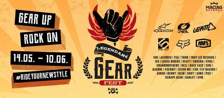 Legendary Gear Fest
