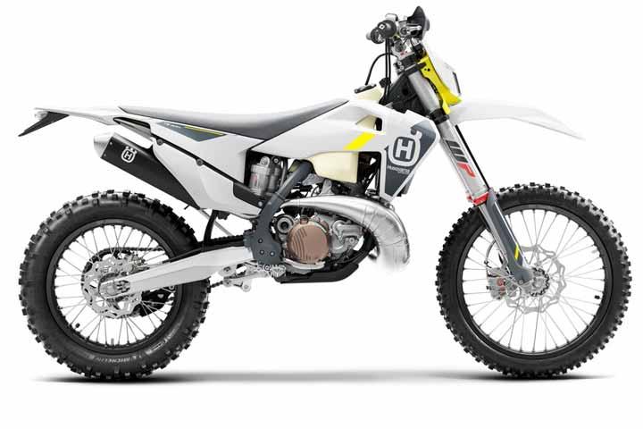 Husqvarna Motorcycles Enduro Modelle 2022