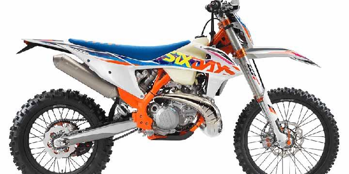 KTM EXC 2022